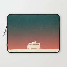 Quiet Night - starry sky Laptop Sleeve