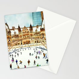 Late Afternoon Skate Stationery Cards