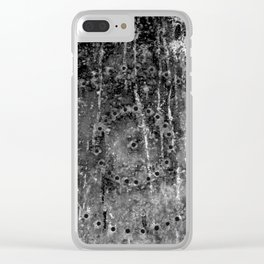 russian roulette Clear iPhone Case