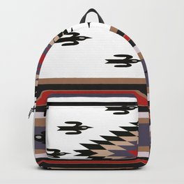 American Native Pattern No. 135 Backpack