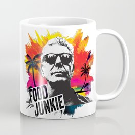 Food Junkie Coffee Mug