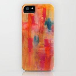 Improvisation 13 iPhone Case