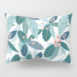 Blue Florals Pillow Sham
