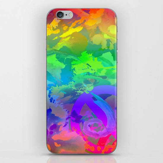 What A Mess iPhone & iPod Skin