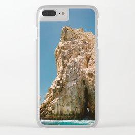 Cabo San Lucas XI Clear iPhone Case
