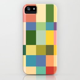 Soft Color Gradient iPhone Case