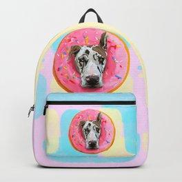 Great Dane Strawberry Donut Backpack