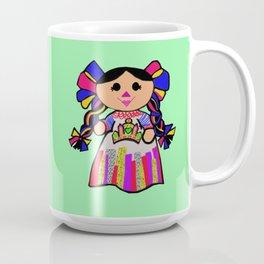 Muñequita Verde Coffee Mug
