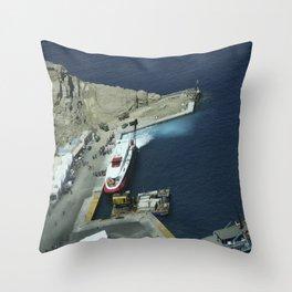 Crete, Greece 10 Throw Pillow