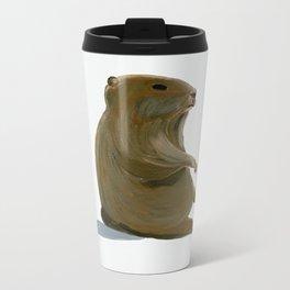 A Third Marmot Alive Metal Travel Mug