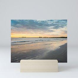 Sunrise at Port Fairy Mini Art Print