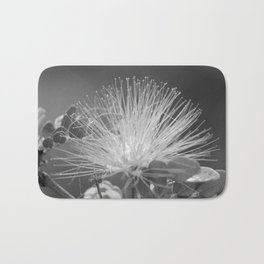 Calliandra Flower Bath Mat