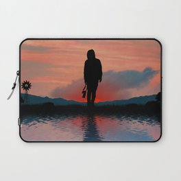 Its Time To Home Laptop Sleeve
