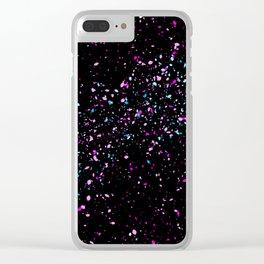 Pretty Galaxy Clear iPhone Case