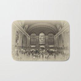 Grand Central Terminal Vintage Bath Mat