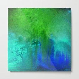 Abstract No. 30 Metal Print