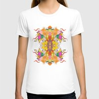 psych T-shirts featuring Free Psych and Mirrors - Antonio Feliz by Marina Molares