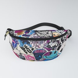 Millennial Pop Art Fanny Pack