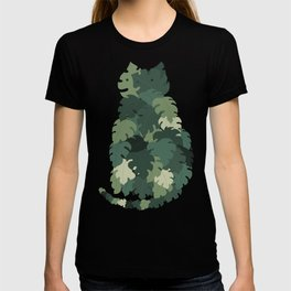 Cat Plants: Meowstera T-shirt