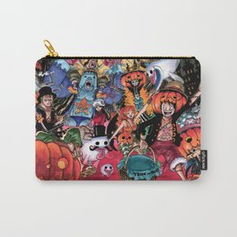 Halloween in One Piece Carry-All Pouch