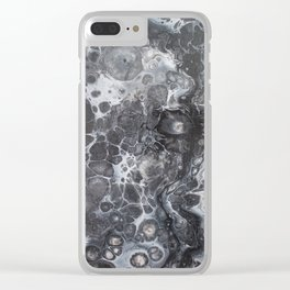Number 44 Clear iPhone Case