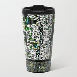 Plastics series 13 Metal Travel Mug