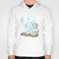 dragonball z Hoodies featuring Z! by Locust Years