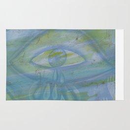 Mother's eye Rug