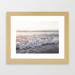 Beach Art Framed Art Print