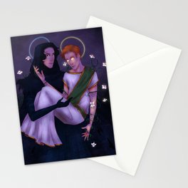 What is Light Without Darkness? Stationery Cards