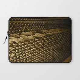 Vintage Wine Laptop Sleeve
