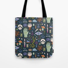 Curiosities Tote Bag