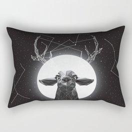 The Banyan Deer Rectangular Pillow