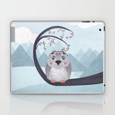 Whimsical Bird Laptop & iPad Skin