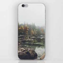 Serenity - Landscape Photography iPhone Skin