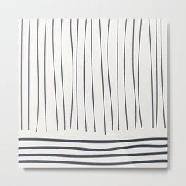 Coit Pattern 76 Metal Print