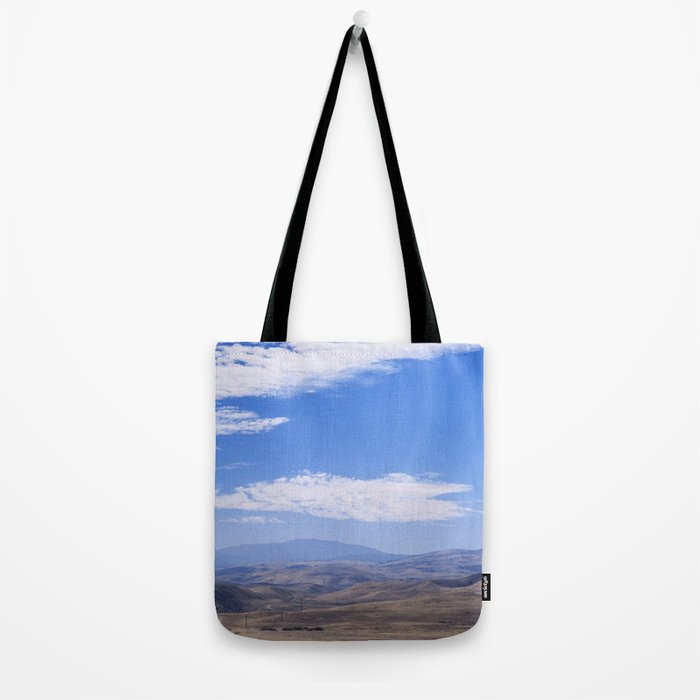 Forever Further To Go Tote Bag