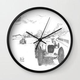 The Finish Wall Clock