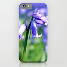 drowning in the bluebell sea Slim Case iPhone 6s