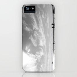 Summer's Sky iPhone Case