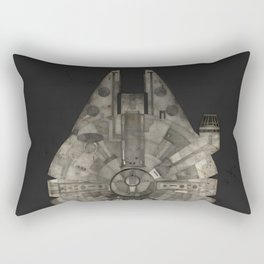 Millennium Falcon Rectangular Pillow