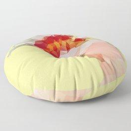 Cockatoo 2 Floor Pillow