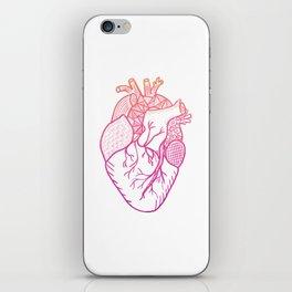 Designer Heart iPhone Skin