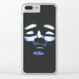 Other-worldly Clear iPhone Case