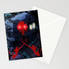 MURDERHOUSE Stationery Cards