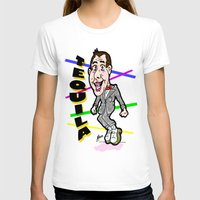 pee wee T-shirts featuring TEQUILA!!!  Pee Wee Herman does his dance... by beetoons