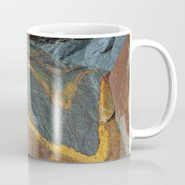 Abstract rock art Coffee Mug