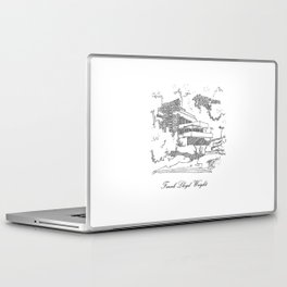 Frank Lloyd Wright Laptop & iPad Skin