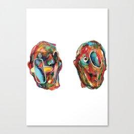 2Acres1Moles Canvas Print
