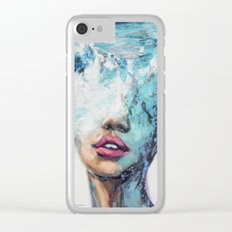 MerMind Clear iPhone Case